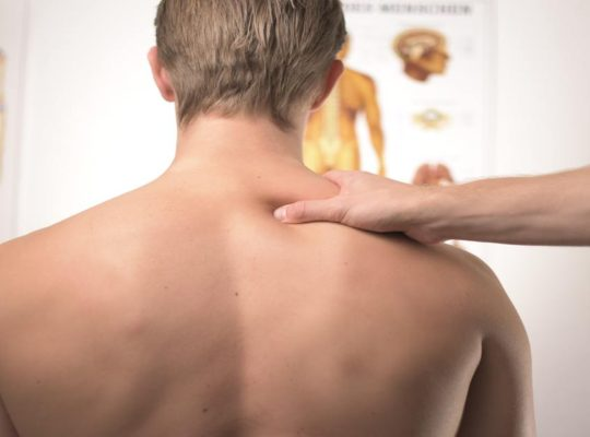 Image of Men-Shoulder